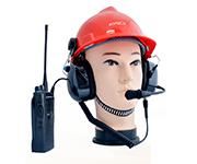 安全帽對講降噪耳機