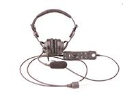 飛行員主動降噪耳機